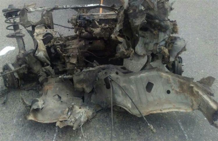 إصابة 3 جنود من الحزام الأمني بانفجار سيارة مفخخة في أبين