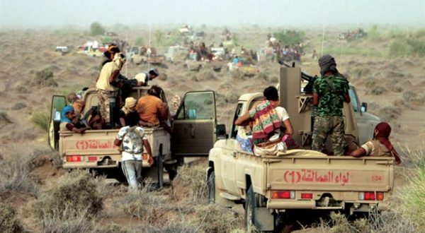 قوات الجيش الوطني تحبط محاولة تسلل لمليشيا الحوثي في مديرية التحيتا بالحديدة