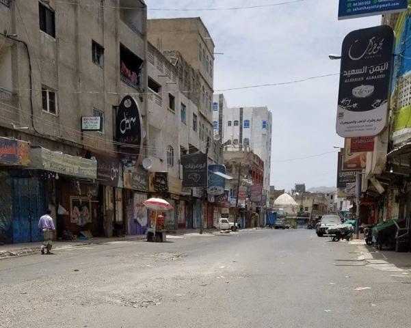 إندلاع مواجهات عنيفة وسط مدينة تعز بين أجنحة كتائب أبو العباس واللواء 17 مشاة ينفي صلته بالإشتباكات