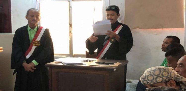 المحكمة العليا في عدن تصدر حكما بإعدام المتهمين الثلاثة في قضية طفل البساتين بعدن