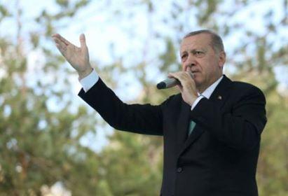 أردوغان: لا يمكن لأمريكا إخضاع تركيا بالتهديد