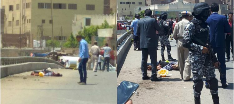 الأمن المصري يُعلن إحباطه محاولة هجومٍ على كنيسة مكتظة قرب القاهرة