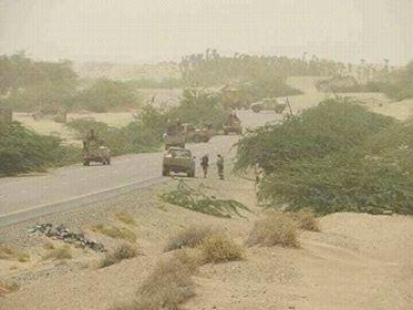 قوات الجيش الوطني تعلن سيطرتها الكاملة على مركز مديرية الدريهمي وأسر أكثر من 80 عنصرا حوثيا