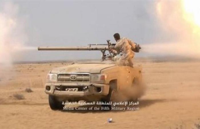 قوات الجيش تسيطر على مواقع جديدة في حيران وتبعد 4 كيلو متر من مركز مديرية حيران