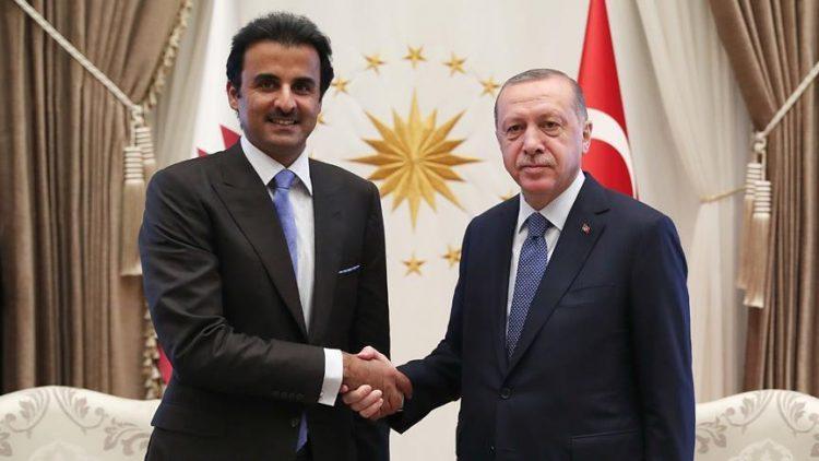 أمير قطر يعلن استثمار مباشر في تركيا بقيمة 15 مليار دولار