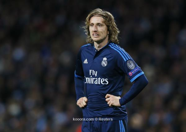 إنتر ميلان يرد على ريال مدريد بشأن مودريتش