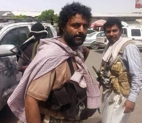 بالصورة.. هذا هو أبو همام اليافعي الذي اطلق النار على طلاب كلية الشرطة في عدن