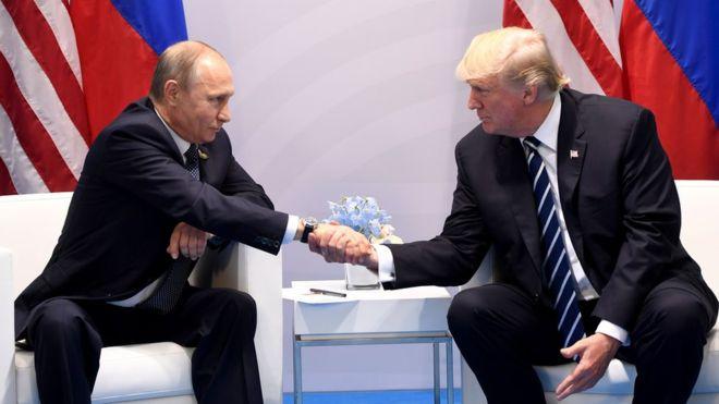 كيف يتآمر بوتين وترامب على العرب والمسلمين (تسريب بنود الاتفاق)