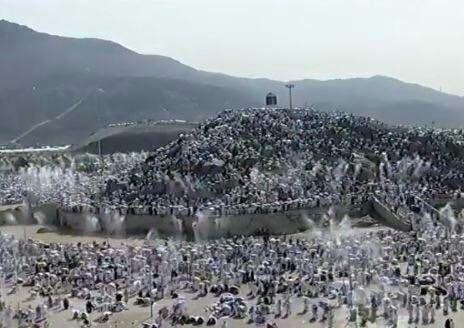 يوم الوقوف.. ضيوف الرحمن يستقرون على صعيد عرفات