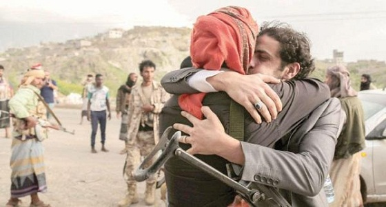 الافراج عن مختطفين لدى المليشيات في صنعاء بصفقة تبادل مع الجيش الوطني (الاسماء)