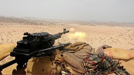 مصرع 7 من عناصر مليشيا الحوثي بنيران قوات الجيش في جبهة البقع بصعدة