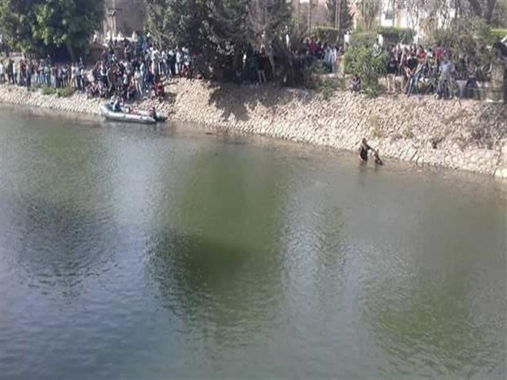"""القبض على إمرأة مصرية القت طفليها في مياه """"الترعة"""" بسبب خلافها مع زوجها"""