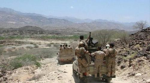 قوات الجيش تتقدم بشكل متسارع شرقي مدينة تعز وتحرر ثاني مناطق مديرية ماوية