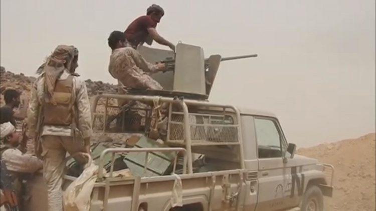 حجة .. الجيش الوطني يتمكن من تحرير قرى العوجاء شرقي مديرية حيران