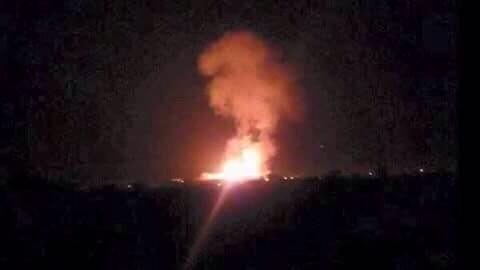 صنعاء: الكشف عن مصرع خبراء ايرانيين في غرات جوية للتحالف لليل الجمعة