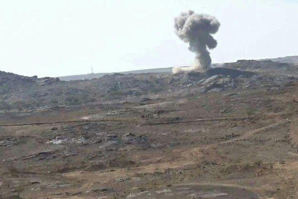 12 عنصرا حوثياً يلقون مصرعهم في مواجهات مع قوات الجيش في جبهة قانية بالبيضاء