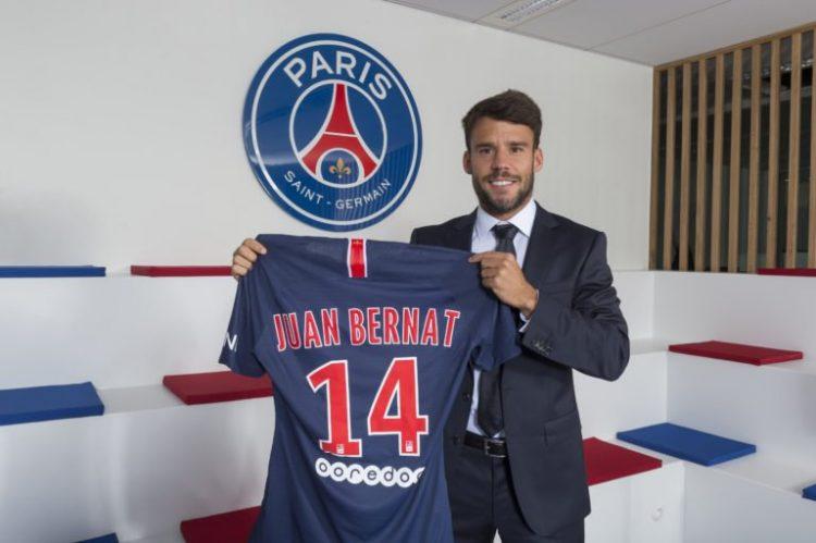بيرنات ينضم رسميًا إلى سان جيرمان