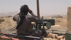قوات الجيش الوطني تدمر تعزيزات لمليشيا الحوثي في نقيل الخشبة الرابط بين محافظتي الضالع وإب
