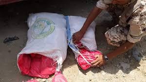 قوات الجيش تضبط 275 كيلو من الحشيش في قرية السادة بمديرية حيران