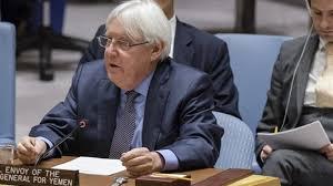 الشرعية تقدمت باحتجاج للأمم المتحدة.. موقف المبعوث الأممي يشرعن لجرائم مليشيا الحوثي