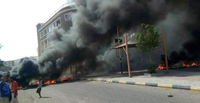 حقيقة من يقف وراء الفوضى والاعمال التخريبية في عدن (صورة)