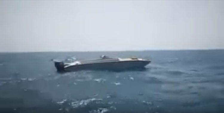 تحالف دعم الشرعية يعلن اعتراض وتدمير زورقين مفخخين جنوب البحر الاحمر