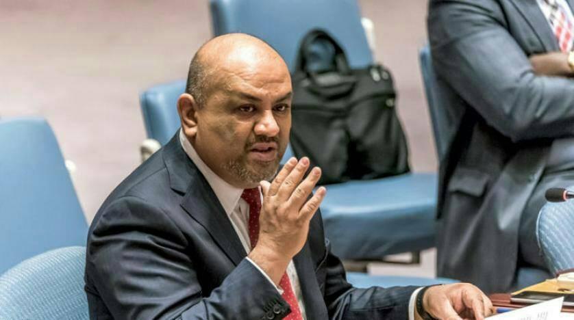 """وزير الخارجية اليمني يتهم المبعوث الأممي """"غريفيث"""" بالكذب وبتغيير تصريحاته خارج الغرف المغلقة"""
