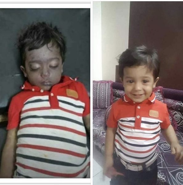 الأجهزة الأمنية تعثر على جثة طفل مقتولا بعد ساعات من اختفائه في عدن