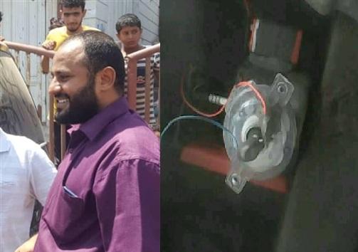 الناشط الاصلاحي مروان الراعي ينجو من محاولة اغتيال في عدن