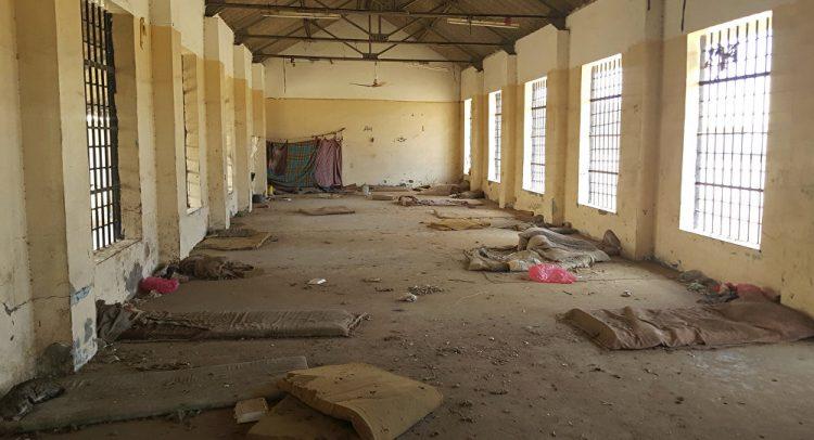 عشرات المعتقلين اليمنيين في سجون الإمارات بعدن يبدأون إضراباً مفتوحاً عن الطعام
