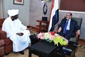 نائب رئيس الجمهورية يثمن مشاركة السودان ضمن التحالف ويشكر تسهيلاتها المقدمة لليمنيين
