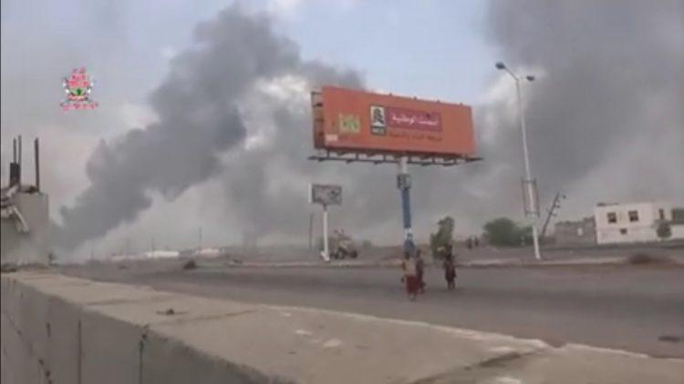 قوات الجيش الوطني تحكم سيطرتها على كيلو16 والمليشيات الحوثية تعترف بمصرع أحد قياداتها العسكرية