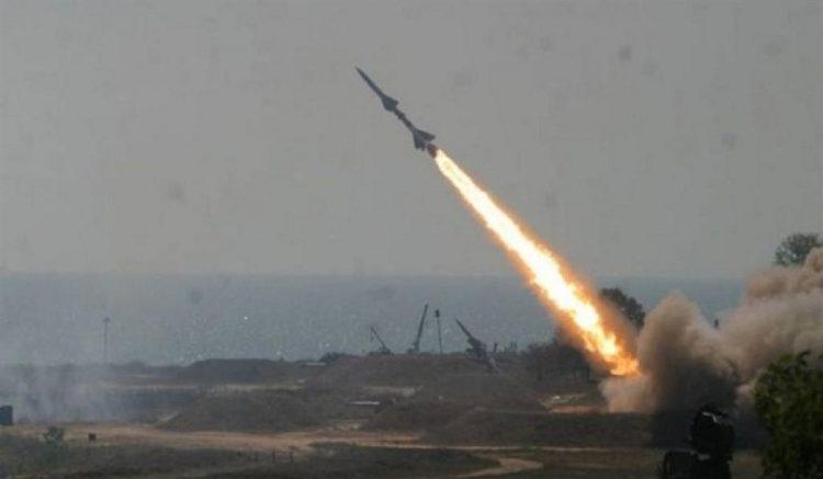 منظومة الدفاع الجوي السعودي تعترض صاروخاً باليستياً أطلقته مليشيا الحوثي بإتجاه جازان