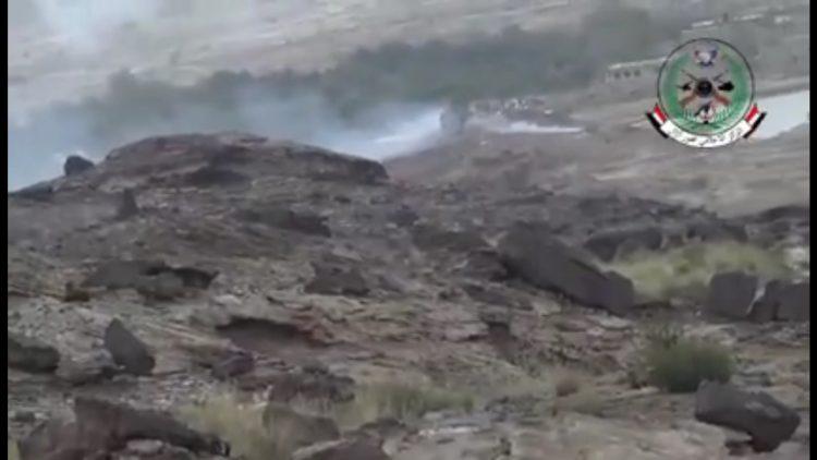 باقم: عمليات اللواء102 يؤكد استمرار العمليات العسكرية ضد المليشيا الحوثية