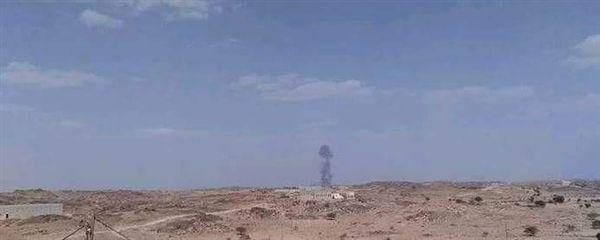 قوات الجيش تسيطر على مواقع جديدة في جبهة الوهبية بمحافظة البيضاء وغارات على تجمعات للمليشيات