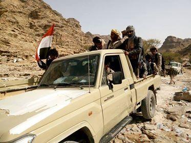 قوات الجيش الوطني تتقدم في مديريتي حيدان وباقم في صعدة وتحرر مواقع جديدة