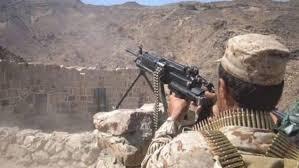 قوات الجيش تحبط محاولة تسللا لمليشيا الحوثي في حيفان وتكبدها خسائر في الأرواح والعتاد