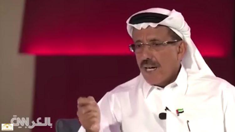 رجل اعمال اماراتي يدعو إلى شرب الخمر من اجل تطور بلاده