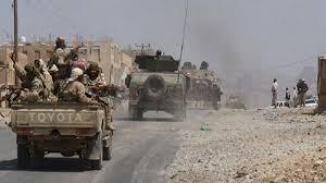 قوات الجيش تدفع بتعزيزات كبيرة باتجاه كيلو 16 وطيران التحالف يستهدف معسكرا تدريبيا للمليشيا في ذمار