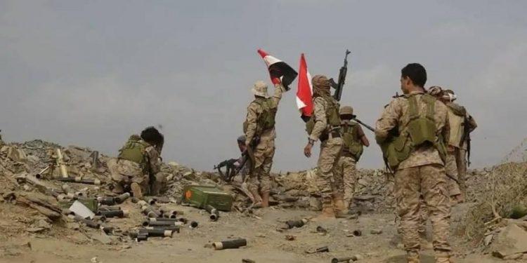 قوات الجيش تواصل التقدم في جبال مران وصولا إلى الجميمه