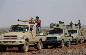الجيش الوطني يتقدم في مديرية حرض بحجة ويسيطر على مواقع جديدة