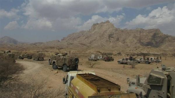 قوات الأمن في شبوة تنجح في تنفيذ عملية نوعية على أحد أوكار تنظيم القاعدةفي خورة