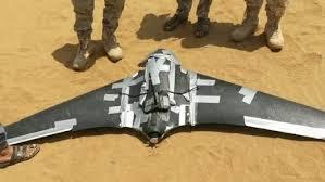 الجيش الوطني يسقط طائرة من دون طيار تابعة لمليشيا الحوثي في الحديدة