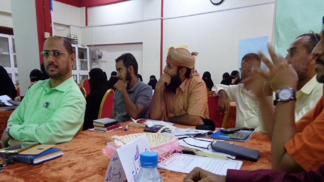 اضراب المعلمون في مدارس عدن يُغلق معظم المدارس