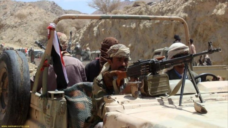 قوات الجيش تنفذ كمين محكم في الملاجم بالبيضاء وسقوط قتلى وجرحى من المليشيا