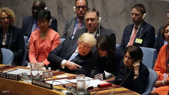 """ترامب يتحدث عن عقوبات """"سلوكية"""" على إيران"""