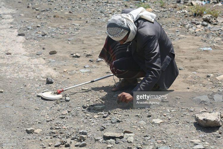 هكذا تدمّر الألغام حياة المدنيين في 5 دول عربية حتى الآن من بينها اليمن
