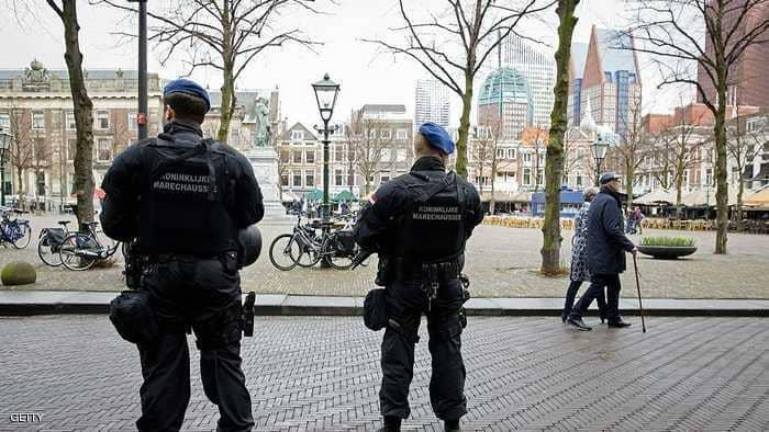 هولندا تحبط هجوما إرهابيا كبيرا.. وتعتقل 7 أشخاص