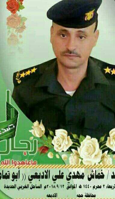 مقتل قيادي حوثي بغارة لطيران التحالف العربي في الحديدة