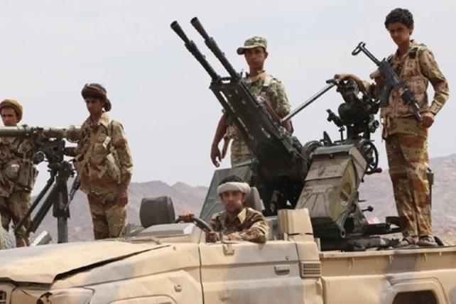 قوات الجيش تحبط هجوما للمليشيا شرق تعز وتستهدف مواقع المليشيات في الصلو
